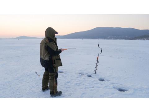 Готовимся к зимней рыбалке!