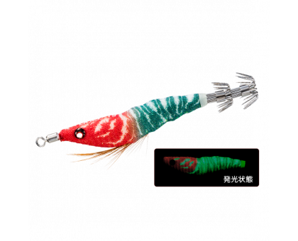 Кальмарница грузовая DUEL A1714 EZ-Shrimp metal #10 38g LRM