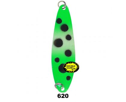 Блесна SILVER HORDE Kingfisher Spoon #3  620