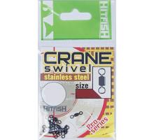 Вертлюг HITFISH Crane Swivel Stainless steel 6