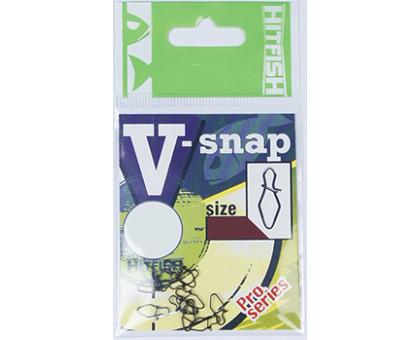 Застежка HITFISH V-Snap 1