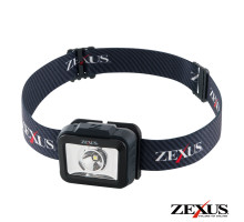 Фонарь налобный Zexus ZX-160 230люм