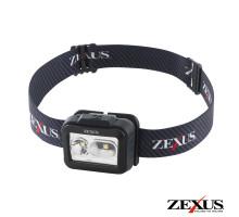 Фонарь налобный Zexus ZX-180 #310люм