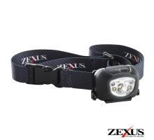 Фонарь налобный Zexus ZX-S260 270люм
